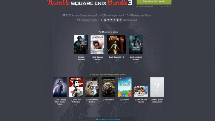Humble Bundle: Spielerisch Gutes tun