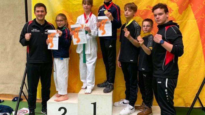 Int. Children's Championship & WTE Generation 24
