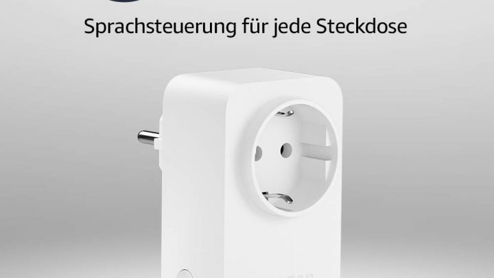 €9,99 für den Amazon Smart Plug