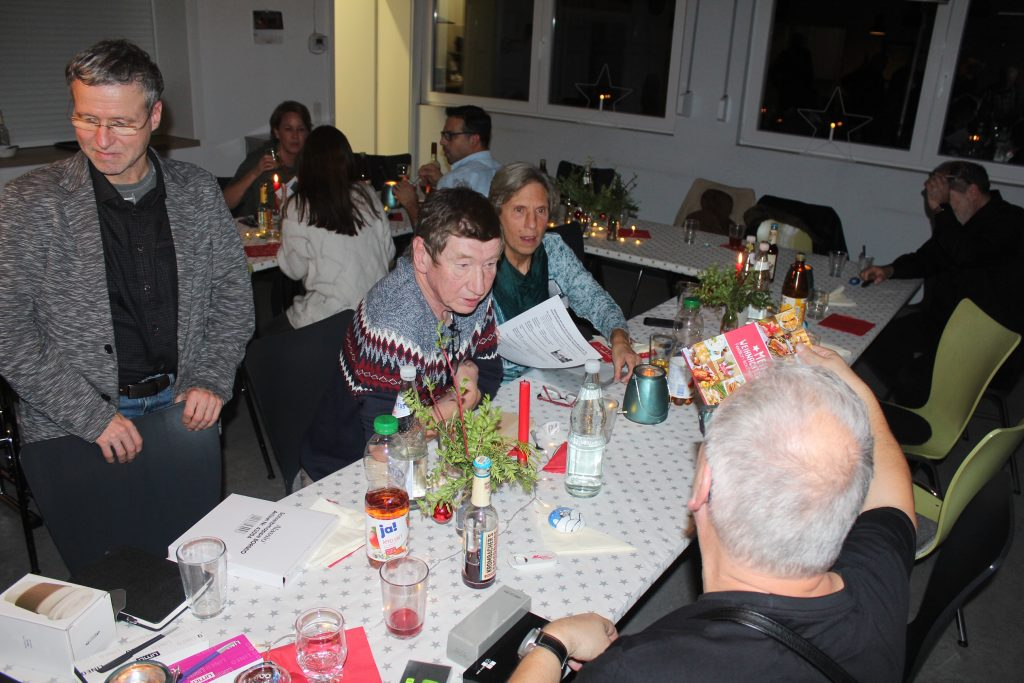 Suppenküche Steinenbrück - Offene Türen an Heilig Abend