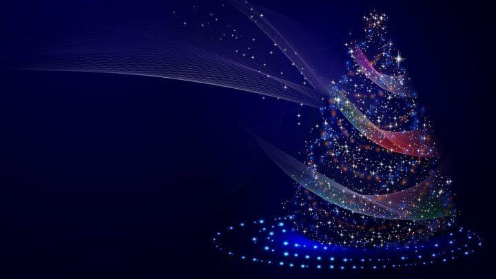 Weihnachten online.
