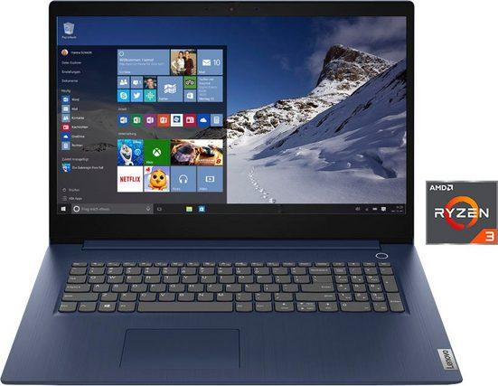 Lenovo IdeaPad 3 17ADA05 Notebook (43,9 cm/17,3 Zoll, AMD Ryzen 3, Radeon, 512 GB SSD)