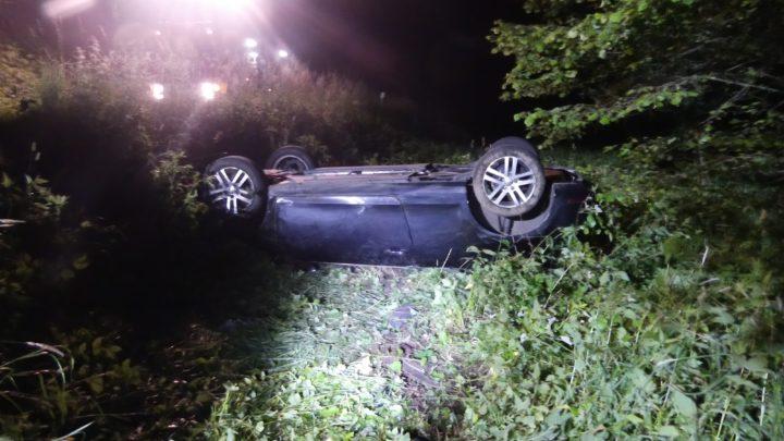 Beifahrer nach Verkehrsunfall verstorben